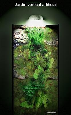 Las 25 mejores ideas sobre jardin vertical artificial en for Jardin 81 treinta y tres