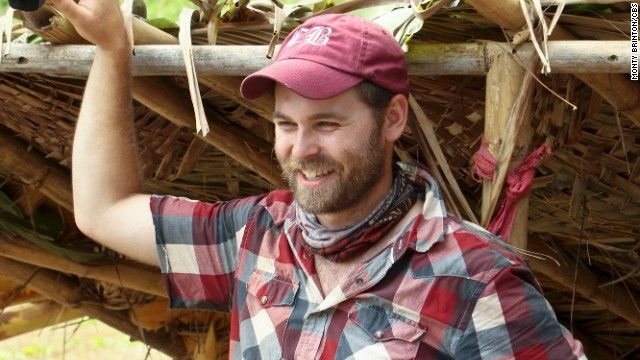 """Former """"Survivor"""" contestant Caleb Bankston died while working on a coal train near Birmingham, Alabama, on Tuesday, June 24, 2014, a railway official confirmed to CNN. Bankston, 27, was a contestant on """"Survivor: Blood vs. Water"""" last year, along with his fiance, Colton Cumbie, according to the CBS show's website."""
