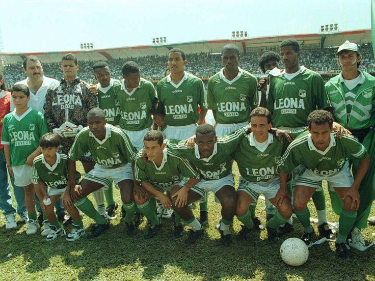 Deportivo Cali 1996
