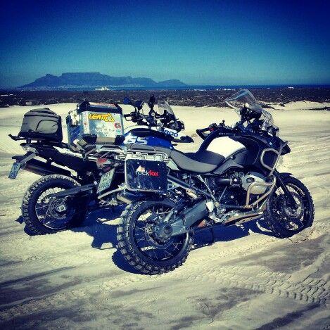 Atlantis dunes #capetown #southafrica #bmw #roadtrip #tablemountain #biker