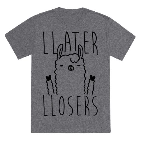 Tired of the llama drama, taking no one's crap, and are so over it. This funny llama design features an illustration of a goofy llama throwing up the peace sign, peace I'm out. Perfect for llama lovers, and the sassy, sarcastic llama in you!  A cute, funny gift for anyone.  Free Shipping on U.S. orders over $50.00.  Take 25% Off Everything Now Through Wednesday April 20th!