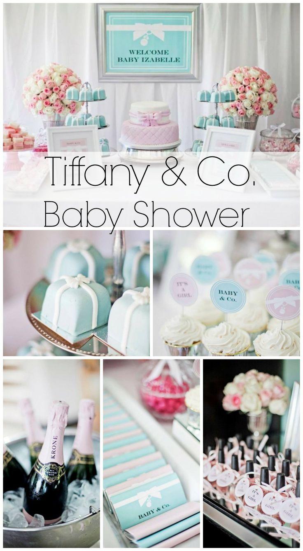 tiffany baby shower ideas tiffany baby