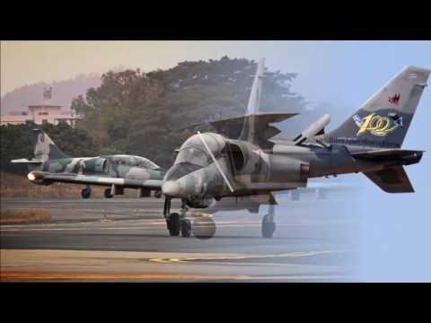 Thai Military : Royal Thai air force/Aircraft : F-5 , F-15, Alpha Jet , ...