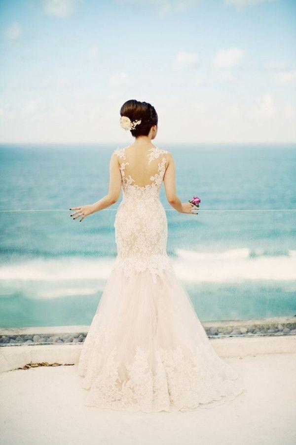 Best 25 simple beach wedding dresses ideas on pinterest for Wedding dress destination wedding