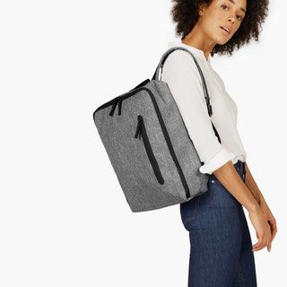 The Nylon Square Backpack - Everlane