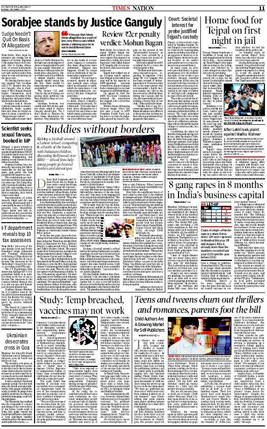 ePaper Lite - Times of India Publications