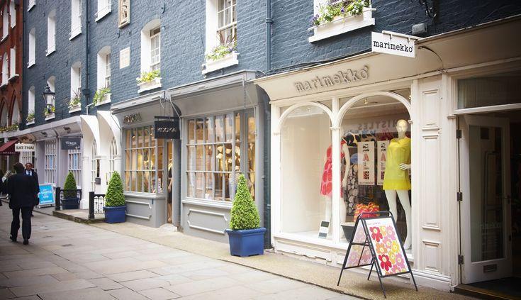 Londen, Manchester, York... Dit zijn de leukste shopsteden van Engeland!