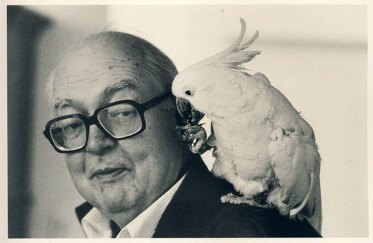 Friedrich Dürrenmatt (1986)