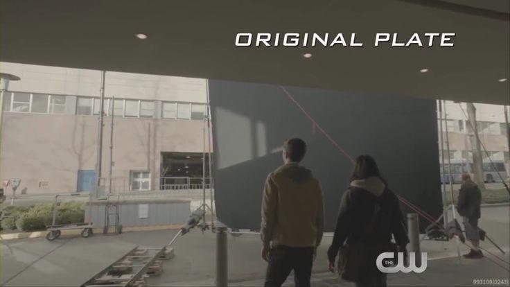 Vídeo: Confira como são feitos os efeitos especiais da série The Flash – HiperCriativo