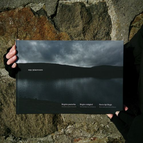 Birgit's Garden is an art photography book by Eija Mäkivuoti. Through photographs and short texts, a multifaceted story is told about the Faroe Islands, a hidden place no one happens upon by chance. The Faroese see their islands as one of the last, untouched paradises on Earth. In the midst of the Atlantic Ocean, chiselled by nature's relentless forces, lives a people immensely proud of their country and its 1,000-year-old history.