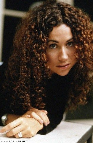 Minnie Driver. Briliant.