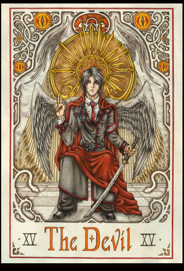 1000+ Images About Tarot The Devil On Pinterest