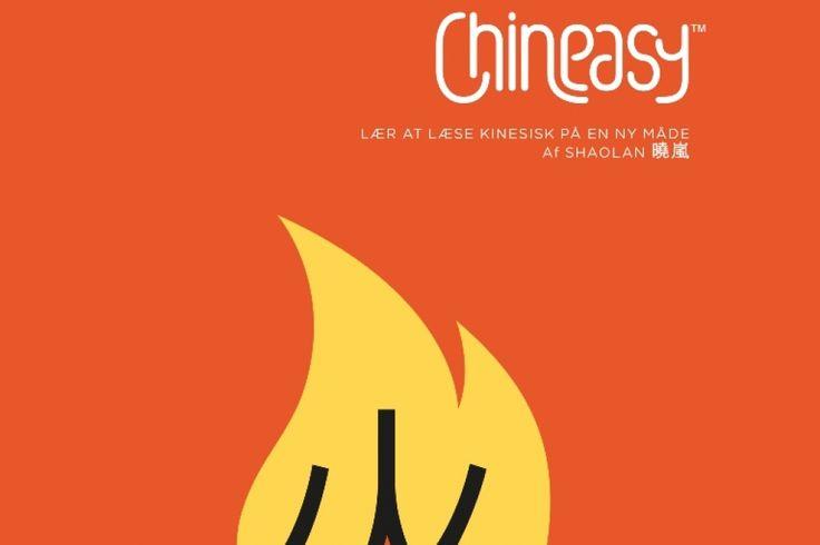 LÆRDOM: Med bogen Chineasy kan man gøre læsningen og læringen af kinesiske tegn til en sjov leg.