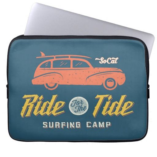 Socal Ride For The Tide. Regalos, Gifts. #fundas #sleeves