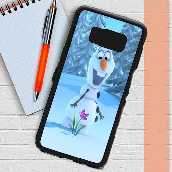 Olaf Disney Frozen Samsung Galaxy S8 Plus Case Casefreed