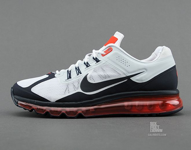 Nike Air Max 2013 EXT Obsidian Navy Yellow