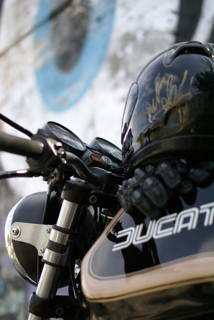Ducati Darmah