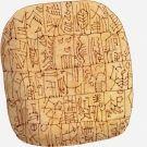 iblioteca de Asurbanipal. es la colección de escrituras cuneiformes más antigua del planeta. Ésta biblioteca se encontró en la ciudad asiria de Nínive, al norte de Mesopotamia, dentro del palacio del rey Asurbanipal. La colección fue iniciada por el rey Sargón II, quien reinó entre los años 722 y 705 a.C., para luego ser ampliada por Asurbanipal. Se trata de una gran colección de tablillas de arcilla con una escritura fina en las que se abordan temáticas de gramática, religión, arte…