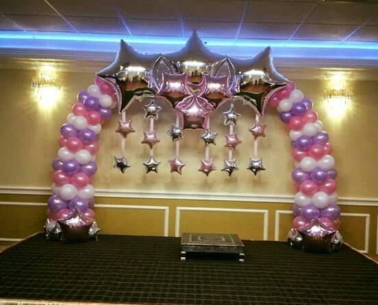 Balloon arch balloon arch gerlanda chain for Balloon decoration arches