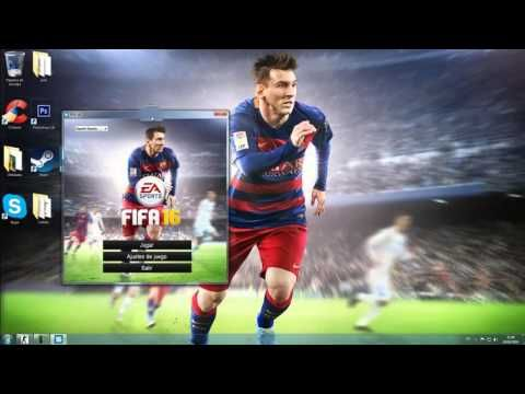 Descargar FIFA 16 PARA PC FULL - YouTube