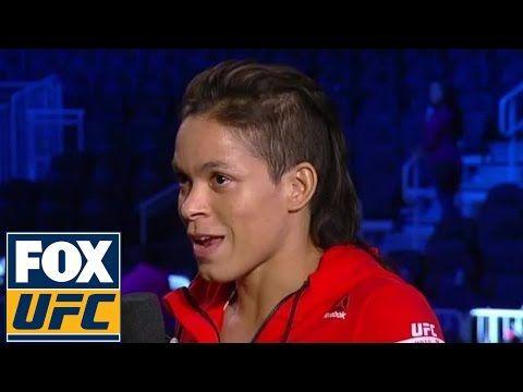 Amanda Nunes before Rousey fight: 'I know I will keep this belt' | UFC 207