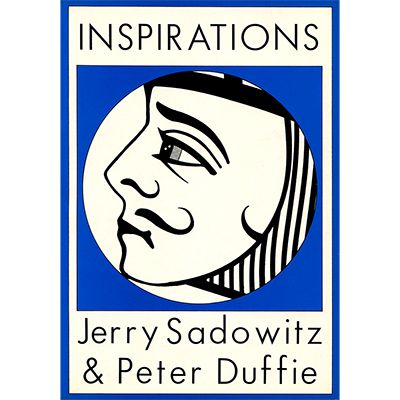 Inspirations by Jerry Sadowitz and Peter Duffie - Book