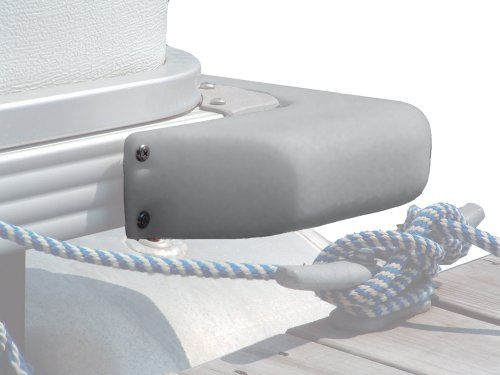 """Taylor Made Products Pontoon Boat 90-Corner Protector Boat Fender (3"""" x 12"""")"""