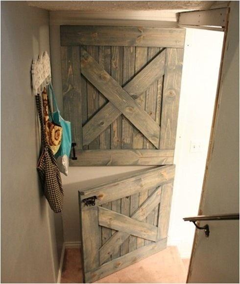 Dutch Door DIY Plans Barn Door Baby Or Pet Gate, With The Option To Close  The Full Door!Close The Door.you Werenu0027t Born In A Barn!
