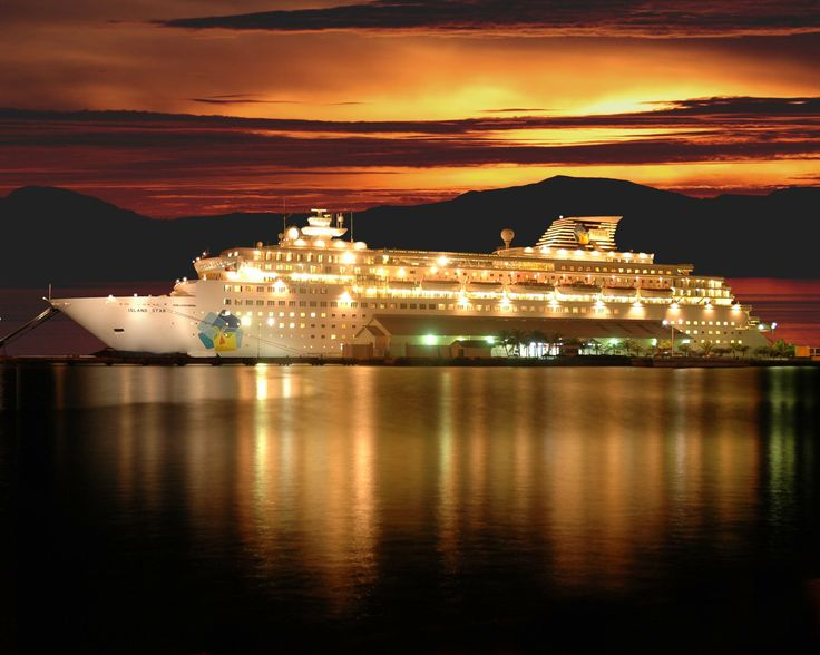 Image detail for -sunset-cruise-ship - PleasureTripping.com
