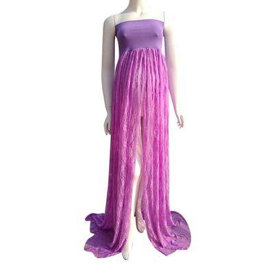 Материнства кружева платье стрейч свободный размер платья для съемок разрез спереди фото реквизит подарок на Алиэкспресс русском языке рублях