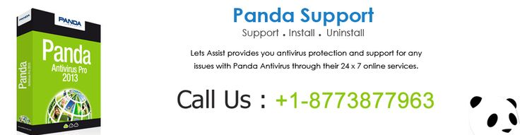 NurtureMyPc US provide 24 X 7 Panda Antivirus online Remote tech support for  desktops and laptops. Call at 1-8773877963 for live Panda tech support.