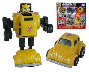 bumblebee transformer car toy instructions