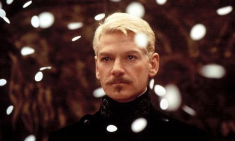 Let's be honest, Kenneth Branagh is about as Shakespeare as it gets.