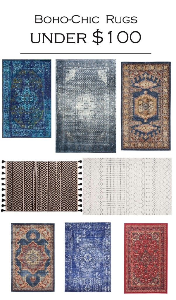 die besten 25 boho rugs ideen auf pinterest boho. Black Bedroom Furniture Sets. Home Design Ideas