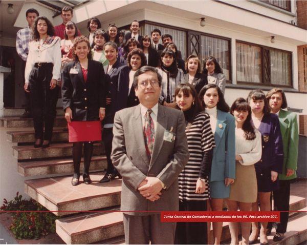 60 años junto a la Junta Central de Contadores / Artículo para la revista El Contador Público
