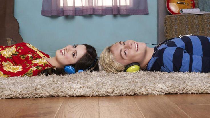 Austin(Ross Lynch) and Ally Dawson(Laura Marano)