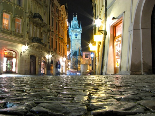 Prague Old Town | Prag Altstadt