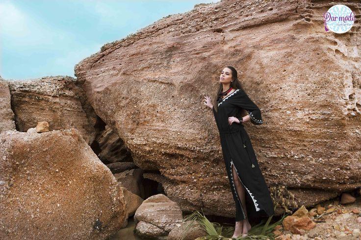 Kaftan Bouchra・Salt in the air Sand in my hair lookbook