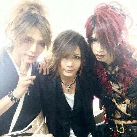 Kouki - D=Out & Kazuki - SCREW & Kisaki