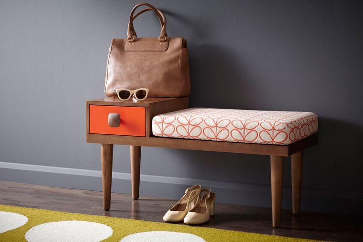 Orla Kiely dévoile sa première collection de mobilier néo-vintage sur Maison & Objet // © Orla Kiely
