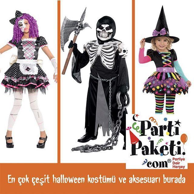 En güzel Cadılar Bayramı kostümleri PartiPaketi mağazaları ve www.partipaketi.com da! Cadılar #halloween #halloween2015 #halloweenpartisi #cadılarbayramı #partimalzemeleri #partimağazası #halloweencostume #halloweenkostümleri #halloweenkostumleri #halloweenparti #cadılarbayramıkostümleri #cadıkostümü #iskeletkostümü #hayaletkostümü #partipaketi #partikostümü #partikostüm #partikostumu #çocukkostüm #çocukkostümü #kostüm #kostümler #kostümpartisi #kostum #cadilarbayrami #cadilarbayramı