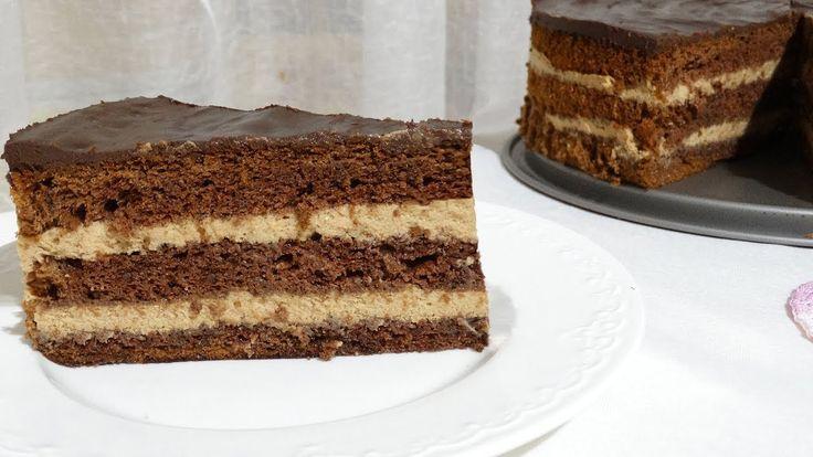 Ciasto czekoladowa inka