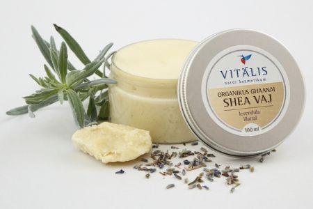Organikus testápoló vajak termékek - Natúr kozmetikum webáruház - Vitalis-Szappan.hu