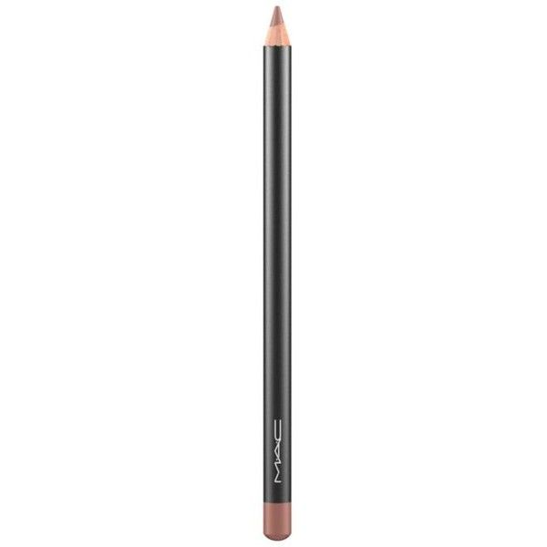 Mac Stripdown Lip Pencil (£11) ❤ liked on Polyvore featuring beauty products, makeup, lip makeup, lip pencils, stripdown, lip pencil and mac cosmetics
