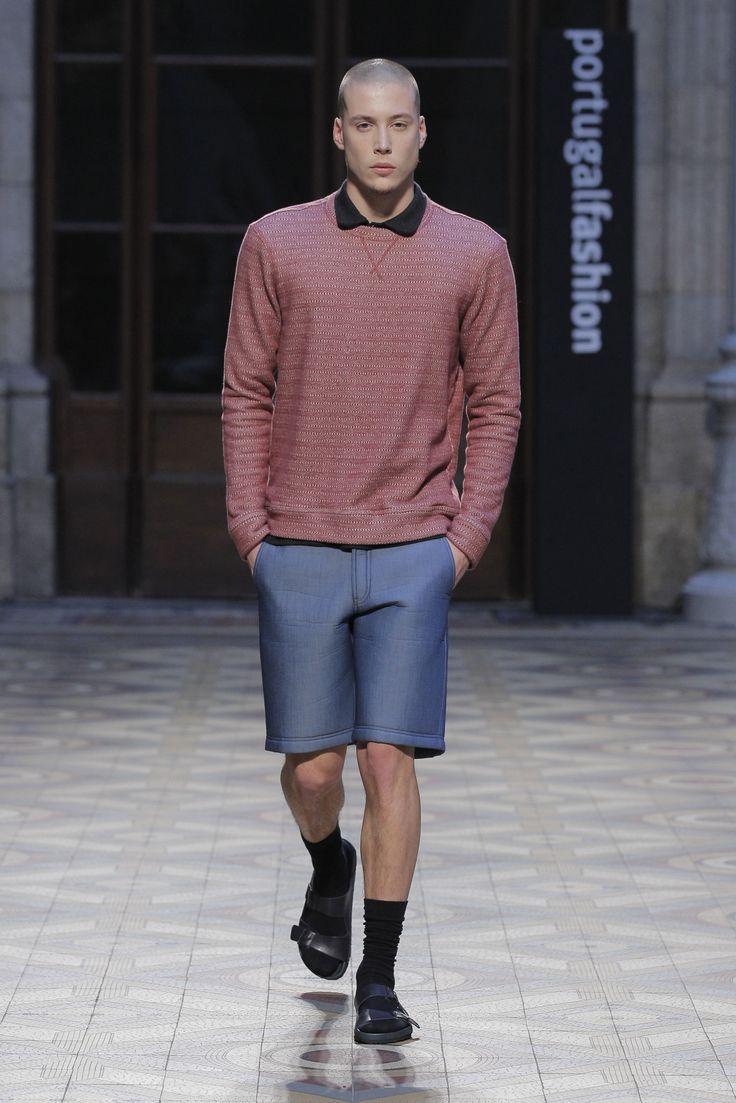 MEAM men collections Fall/WInter 15-16 Credits: Portugal Fashion / Ugo Camera