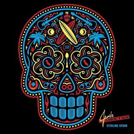 Jane's Addiction - Sterling Spoon 180g Vinyl 6LP Box Set October 21 2016 Pre-order