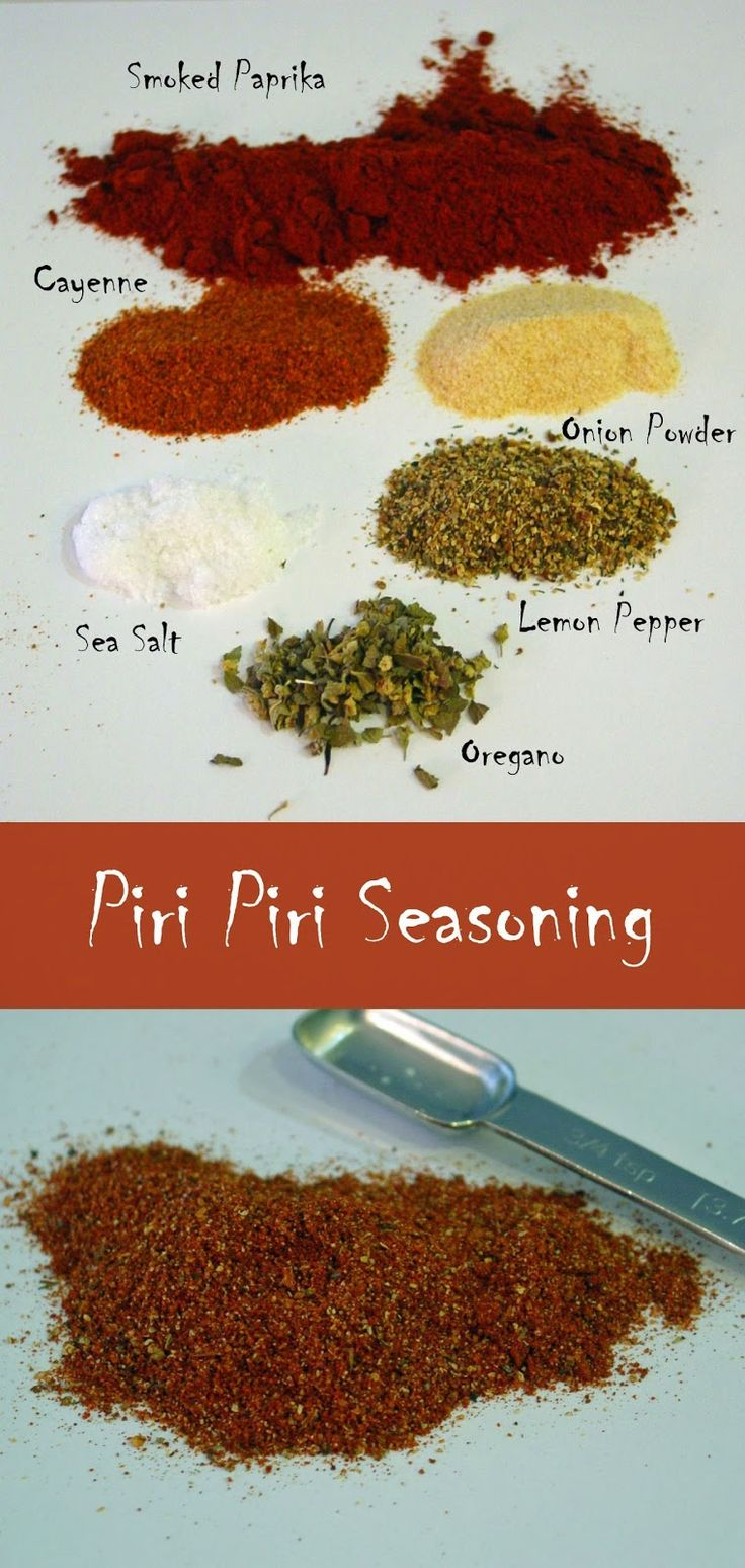 I have told you how much I enjoy Piri Piri Sauce . But did you know that there is also a dry Piri Piri Seasoning? Now that I have visited ...
