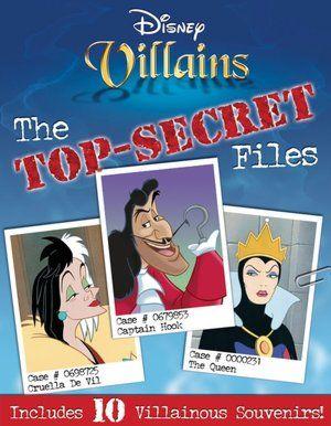 Libro secreto (El Mundo de los Villanos)