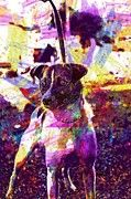 "New artwork for sale! - "" Jack Russell Terrier Dog Canine  by PixBreak Art "" - http://ift.tt/2tVwa2P"