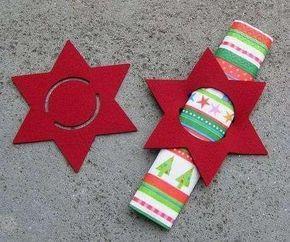 7 servilleteros de decoración navideña para estas fechas